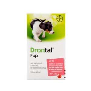 Drontal Pup - 50 ml