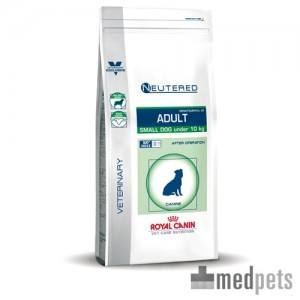 Royal Canin VCN - Neutered Adult Small Dog 1
