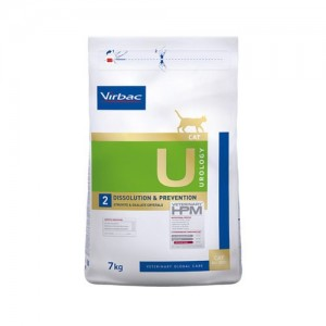 Veterinary HPM Dietetic Cat - Urinary WIB - 3 kg